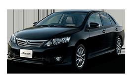 Тюнинг Toyota Allion