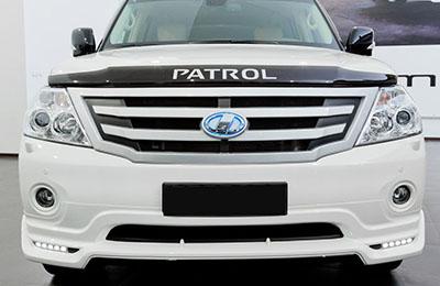 Решетка радиатора IMPUL ver.2 для Patrol