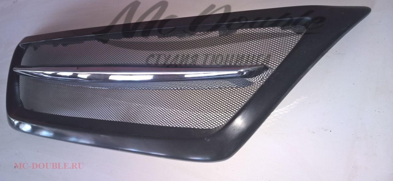 Решетка радиатора сетка GX 470