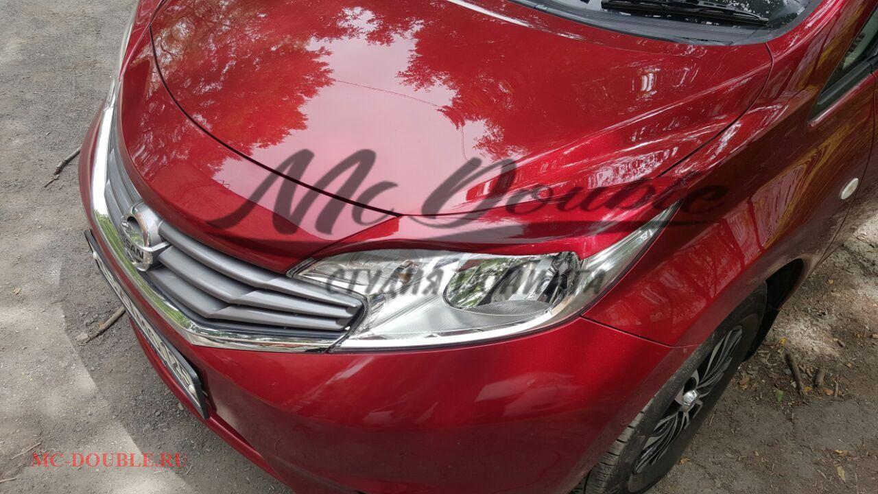 Тюнинг Nissan Note