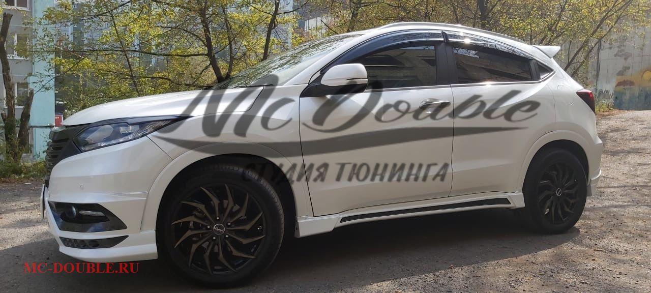 Пороги Mzpeed Honda Vezel