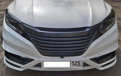 Решетка радиатора Topline Honda Vezel