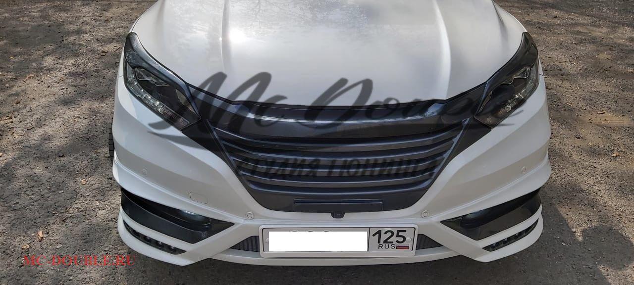 Спойлер на перед Mzpeed Honda Vezel