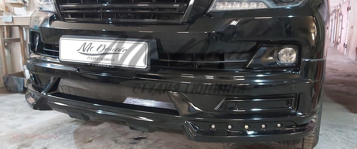 Губа передняя LC 200 WALD