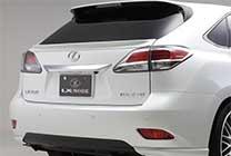 Спойлер багажника lX-mode RX