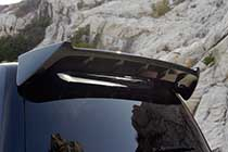 Спойлер на крышку WALD LC200