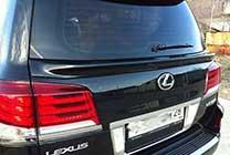 Спойлер WALD LX 570
