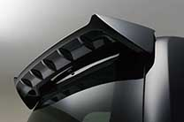 Спойлер крыши WALD LX 570