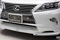 Передняя губа Lxmode RX