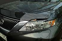 Накладки на фары Lexus RX