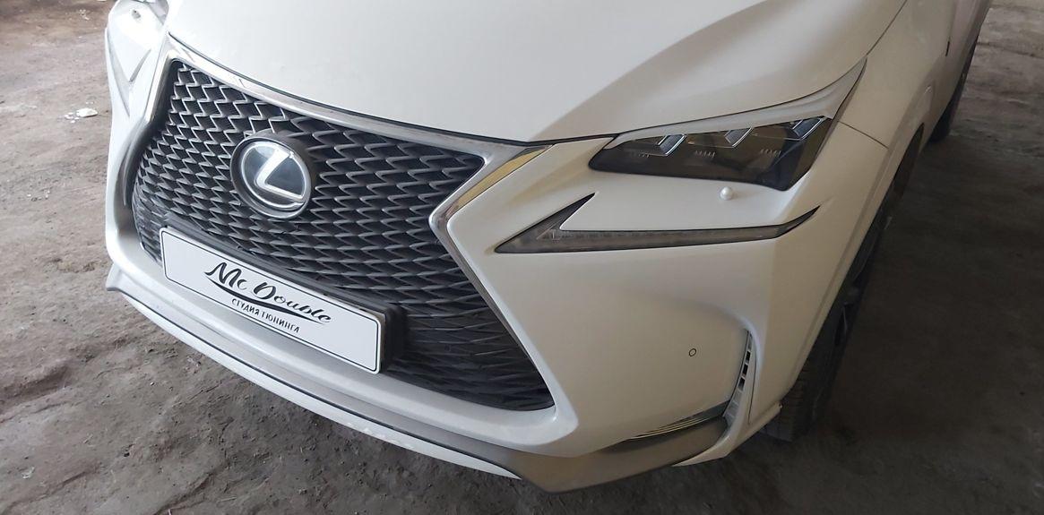Реснички Lexus NX