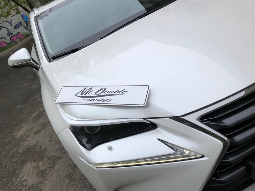 Тюнинг Lexus NX 200/200T/300h